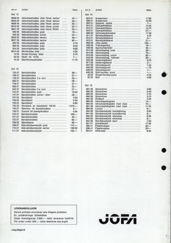 Jofa issport 78-79 nettoprislista 02