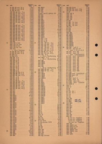 Jofa prislista fiske 1959 Sid02