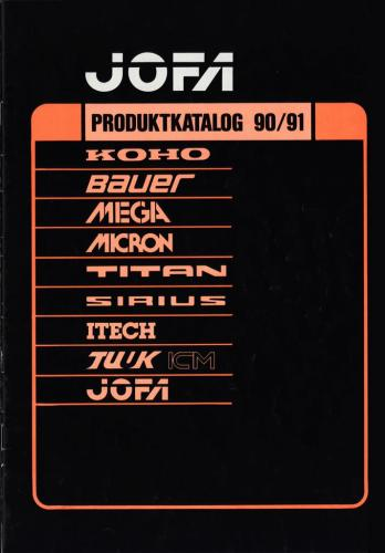 Jofa produktkatalog 90-91 Blad01