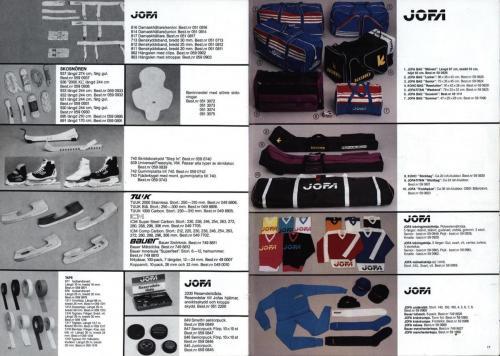 Jofa produktkatalog 90-91 Blad11