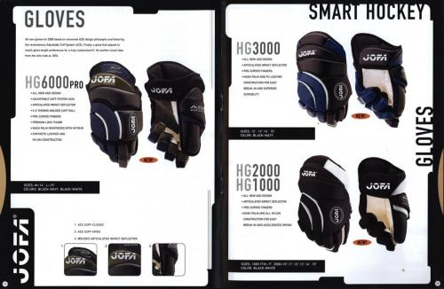 Jofa smart hockey equipment 2000 Blad07