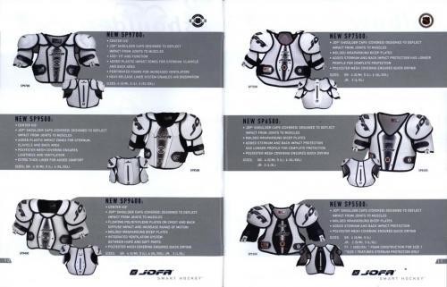 Jofa smart hockey equipment guide 2003 Blad07