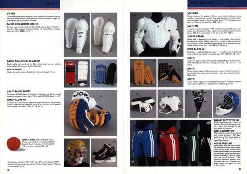 Jofa titan issport 1987 Blad11