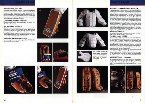 Jofa titan issport 1987 Blad12