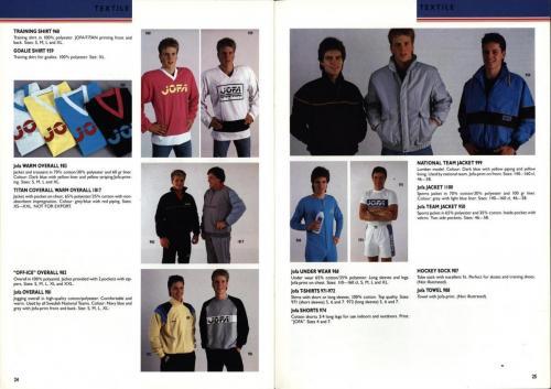 Jofa titan issport 1987 Blad13