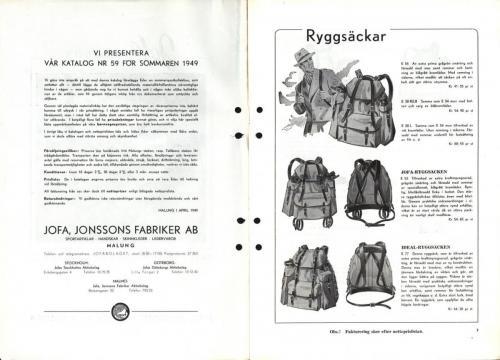 Jofa vår och sommar 1949 blad02