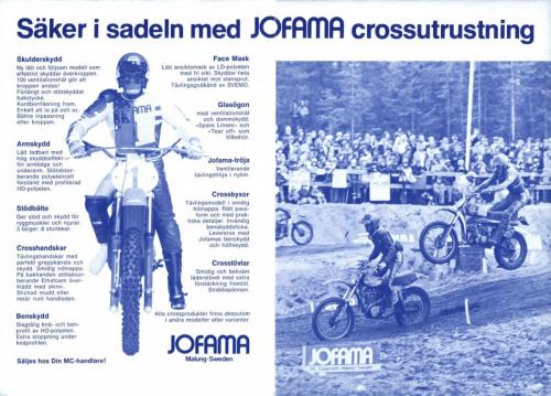 Jofama Nytt crossprogram 02