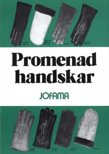 Jofama Promenadhandskar 01