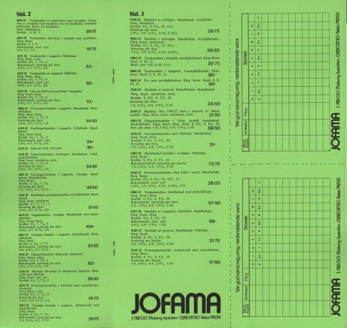 Jofama Promenadhandskar 03