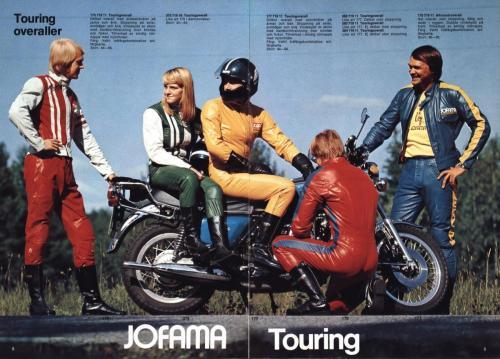 Jofama crossutrustning 05