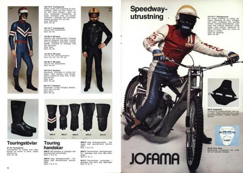 Jofama crossutrustning 06