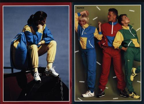 Karhu join the team 1987 Blad04