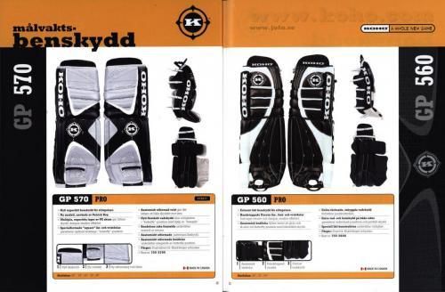 Koho hockeyutrustning 2001 Blad18
