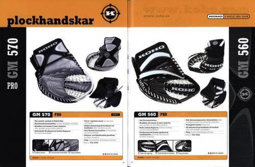 Koho hockeyutrustning 2001 Blad20