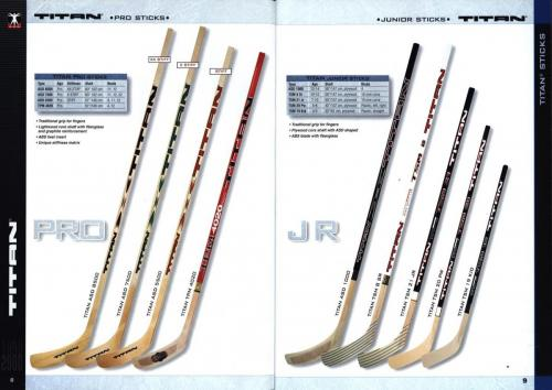 Koho jofa titan heaton canadien Hockey 1999 Blad05