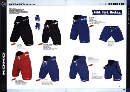 Koho jofa titan heaton canadien Hockey 1999 Blad15