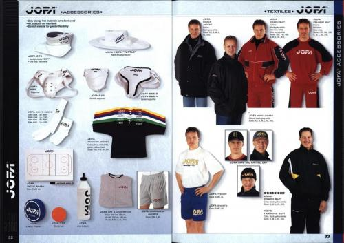 Koho jofa titan heaton canadien Hockey 1999 Blad17
