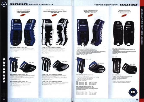 Koho jofa titan heaton canadien Hockey 1999 Blad22