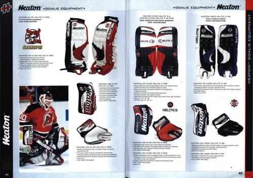 Koho jofa titan heaton canadien Hockey 1999 Blad23