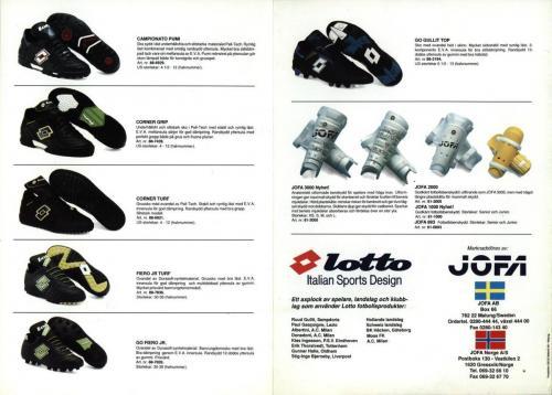 Lotto Italian sports design 03