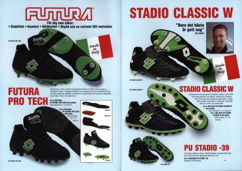 Lotto fotbollsskor 1997 Blad02