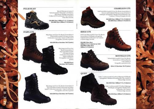 Merrell performance footwear host 2001 Blad03