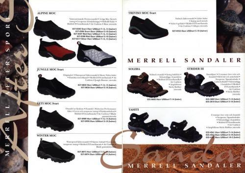 Merrell performance footwear host 2001 Blad04