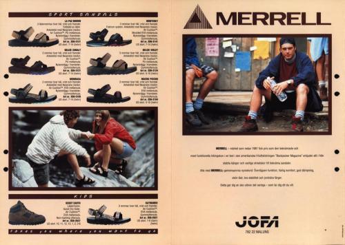 Merrell skor 03