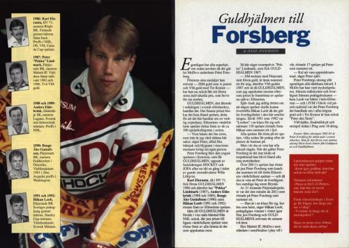 Powerplay Jofa hockeymagasin Nr1 1993 Blad05