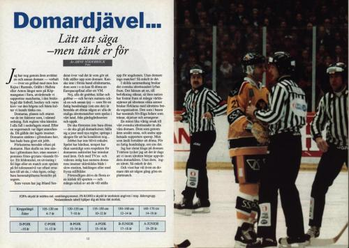 Powerplay Jofa hockeymagasin Nr1 1993 Blad07