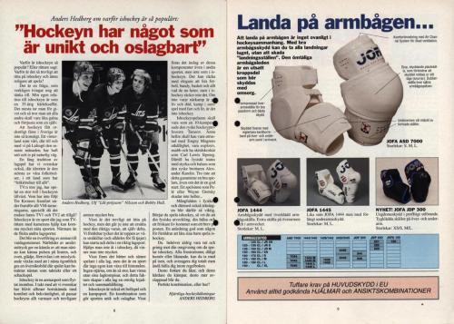 Powerplay Jofa hockeymagasin Nr2 1995 Blad05