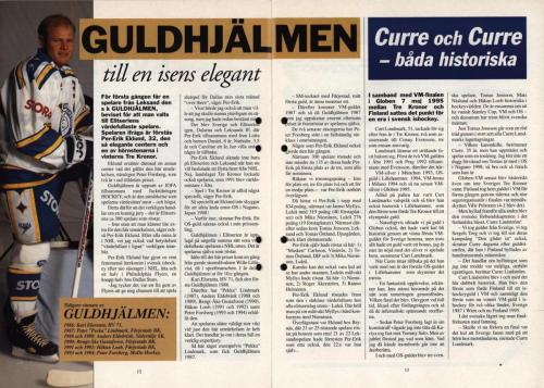 Powerplay Jofa hockeymagasin Nr2 1995 Blad07