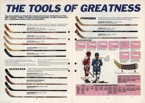 Powerplay Jofa hockeymagasin Nr2 1995 Blad08