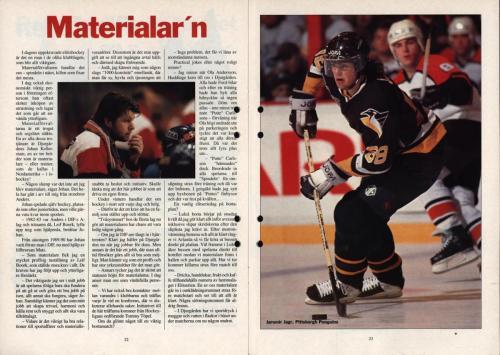 Powerplay Jofa hockeymagasin Nr2 1995 Blad12