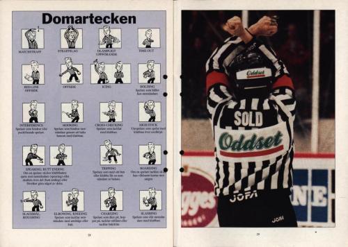 Powerplay Jofa hockeymagasin Nr2 1995 Blad15