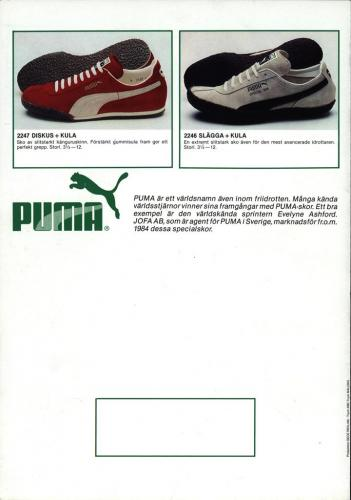 Puma Specialskor for friidrott 03