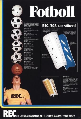 REC Fotboll