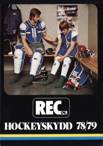 REC Hockeyskydd 1978-79 Blad 01