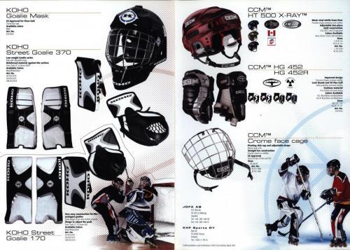 Roller hockey catalogue 2003 Blad03