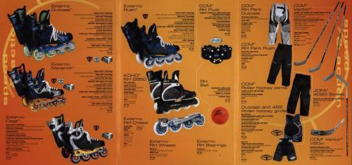 Roller hockey catalogue 2004 Blad02