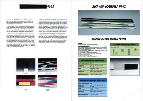 Ski Karhu 91-92 Blad03