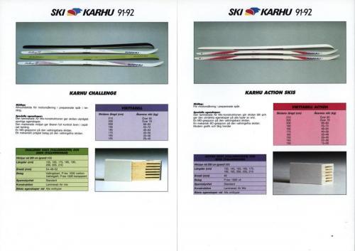 Ski Karhu 91-92 Blad06