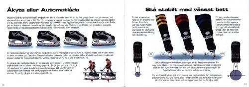 Smart hockey info om skydd och teknik JOFA 08
