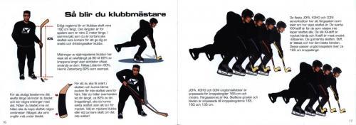 Smart hockey info om skydd och teknik JOFA 09