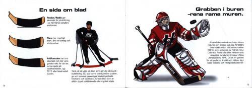 Smart hockey info om skydd och teknik JOFA 10