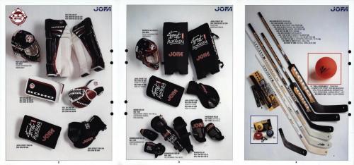 Street och inline hockey Jofa 97 Blad02