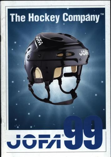 The hockey company JOFA 1999 Blad01