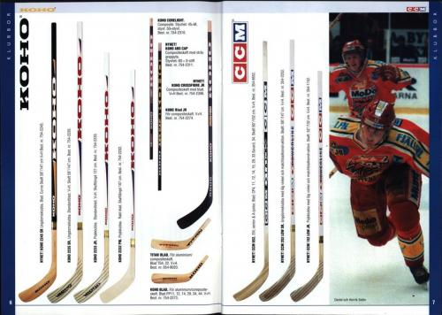 The hockey company JOFA 1999 Blad04