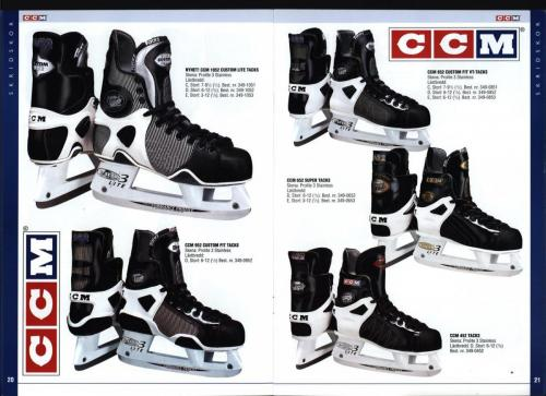 The hockey company JOFA 1999 Blad11