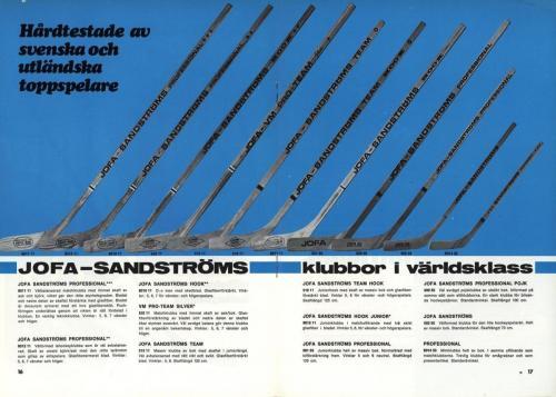 jofa sportkatalog 1971-72 Issport Blad 09